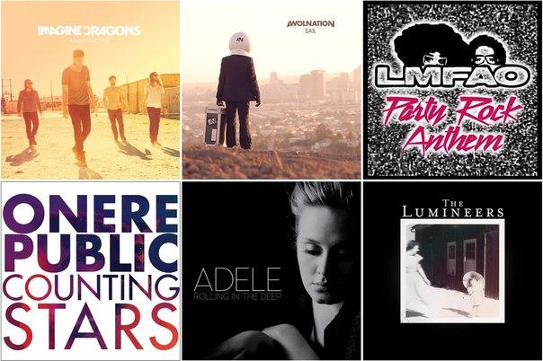 Песни этого десятилетия, продержавшиеся наибольшее количество недель в «Billboard Hot 100»: