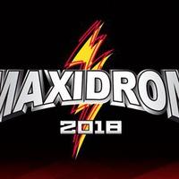Логотип MAXIDROM 2020 / быть или не быть