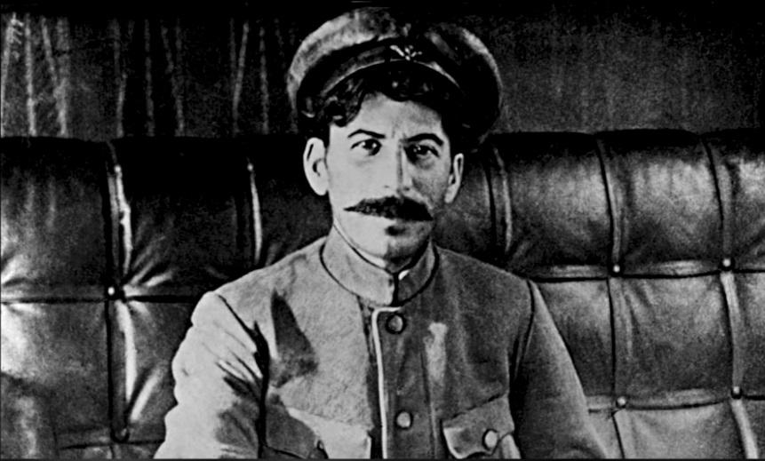 """Егор Яковлев. """"Сталин: эволюция псевдонима"""""""