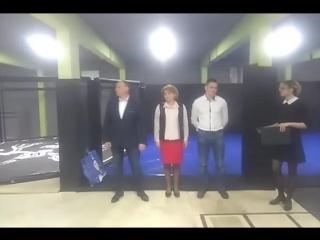 ОТКРЫТИЕ СРК БЕРКУТ В ВОРКУТЕ