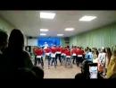 Дед Мороз танец