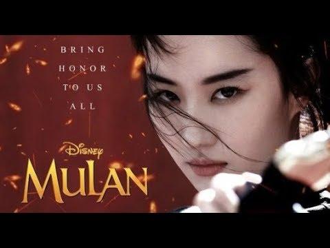 Disney's MULAN 2020 Teaser Trailer Liu Yifei Live Action Concept