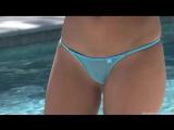 +18 Эротика_Sheer Cheeky Bottom Micro Bikini