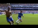 Drogba scored this goal for CFC vs Hull City