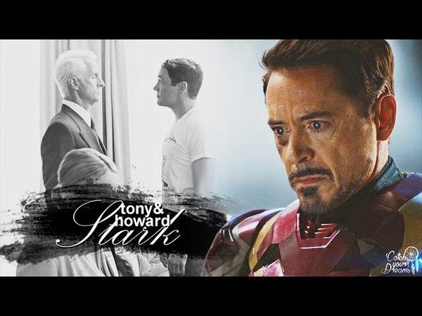 Tony howard stark│