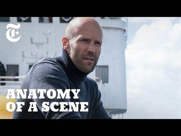 Watch Jason Statham Battle a Shark in 'The Meg' | Anatomy of a Scene vk.comtopnotchenglish