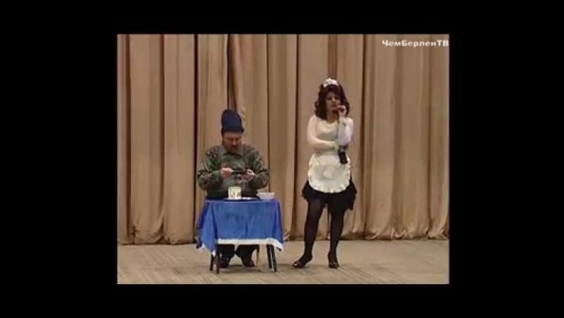 Артур и Фатима Кидакоевы - Овсянка