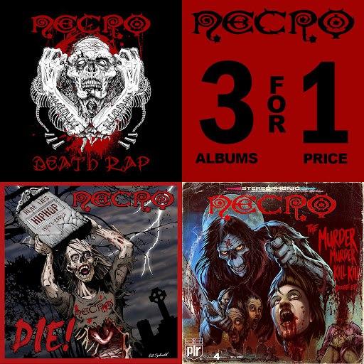 Necro альбом Necro: The Box Set, Vol. 2