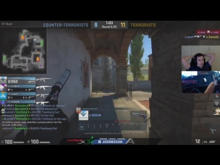 [SynTV CS:GO & More!] S1MPLE GOES SCREAM MODE! SHROUD HAS BIG D?! CS:GO Twitch Clips