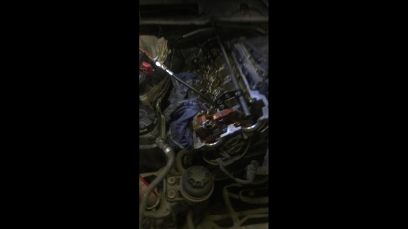 Замена маслосъемных колпачков E90 N46N
