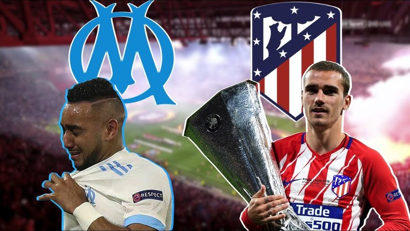 A European Final | OM-Atlético Madrid Tactical Analysis