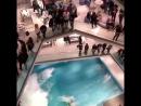 Теперь серфингом можно заниматься в городских условиях В L T Mall в Оснабрюк Германия установлен бассейн для создания волн по
