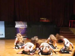 Студия восточного танца 'Бахира' танец амазонок г Фастов 20612