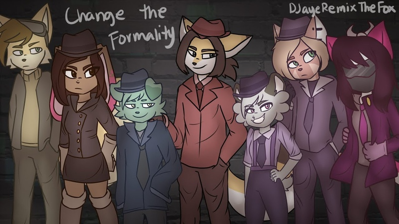 Change The Formality   Animation Meme