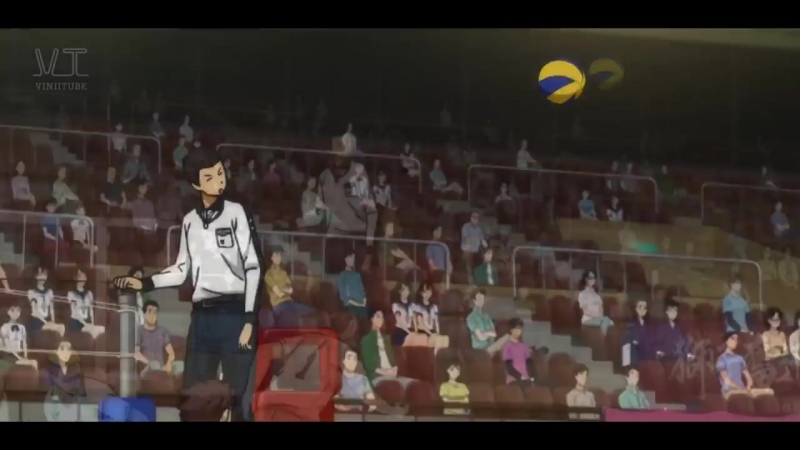 ViniiTube Top 5 Hinata Moments Haikyuu 60FPS