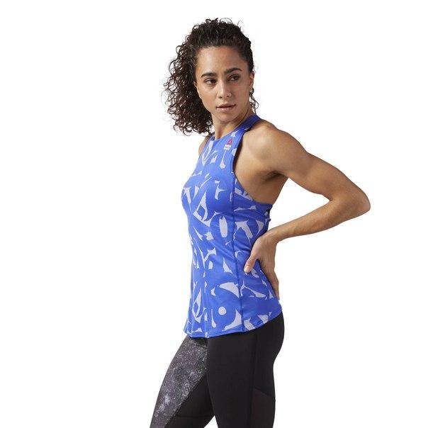 Спортивная майка Reebok CrossFit Pokras Lampas