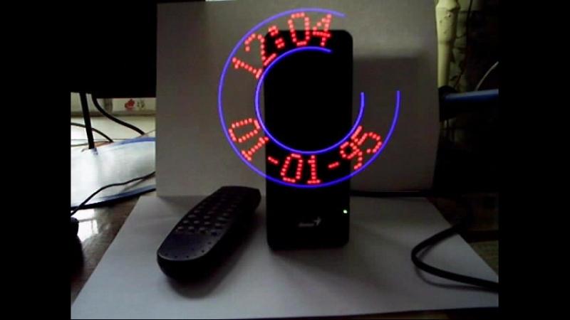 Propeller clock 13