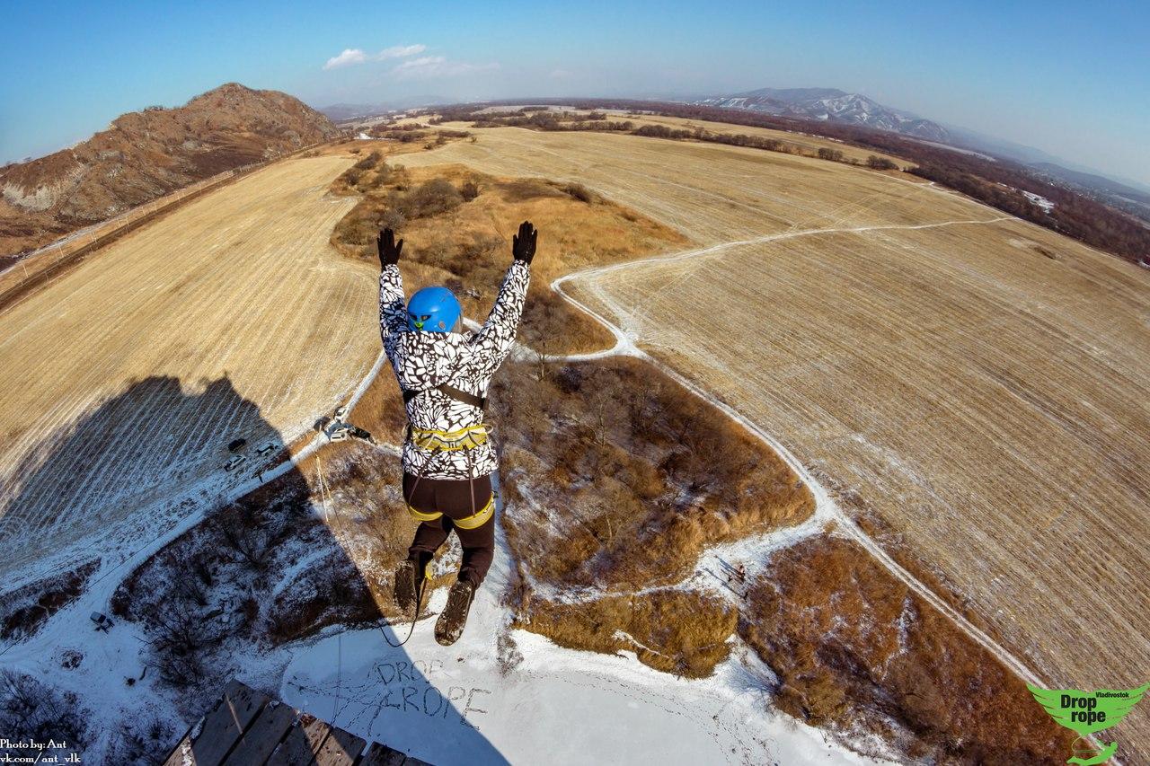 Афиша Владивосток Новогодняя скала 65м!