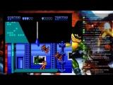 Battletoads and Double Dragon - Modehack L7 NES - Live-stream by Smokey Death_Devil