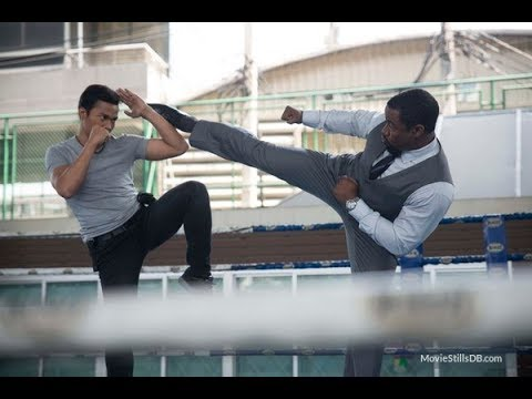 Best Fight Scenes 2017 - Micheal.J.White Vs Tony Jaa