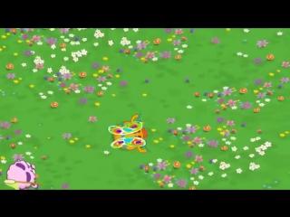 Смешарики 2D - Бабочка _ Мультики для детей и взрослых ()