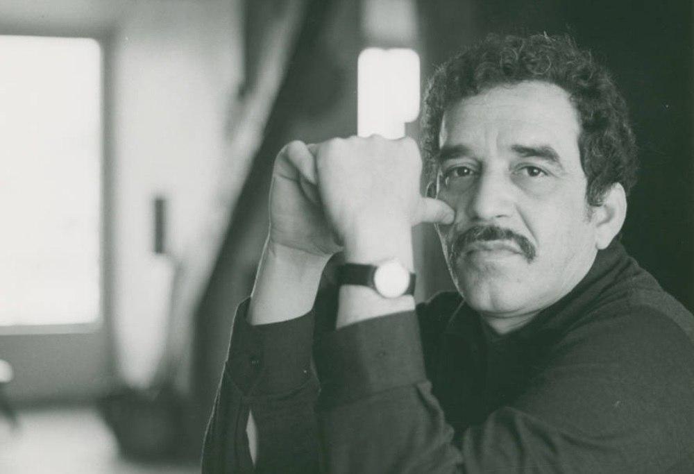 Оцифрован и выложен в Сеть архив Габриэля Гарсиа Маркеса