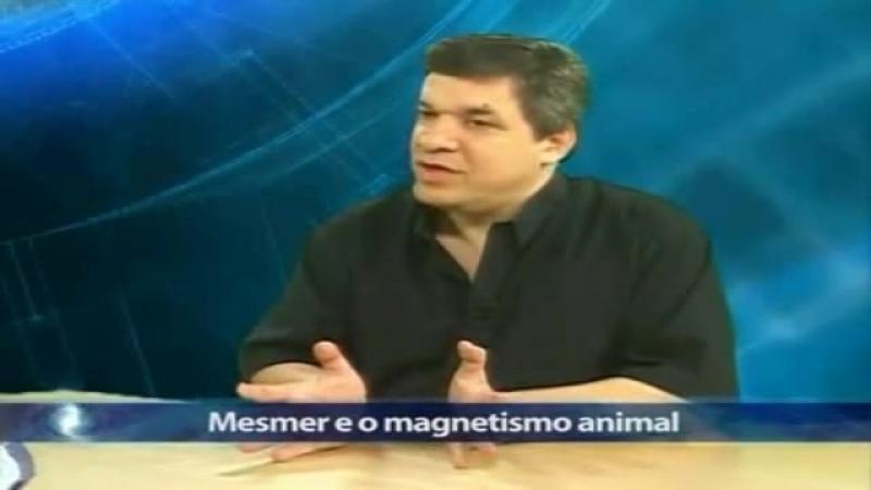 Ciência e Espiritualidade Magnetismo Animal