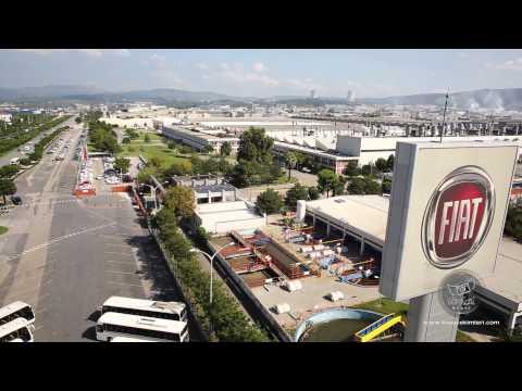 TOFAŞ Fabrikası Havadan Çekimi - Gökyüzü Medya