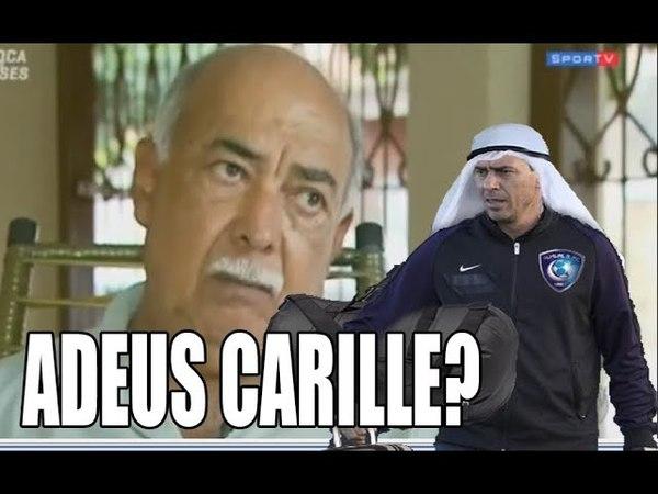 Pai de Carille afirma: é uma proposta irrecusável!