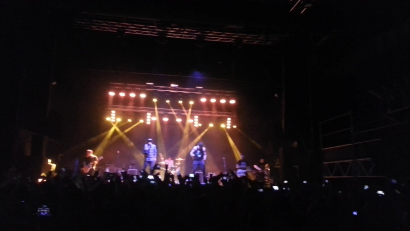 Hollywood Undead - Day of the Dead (live) Yekaterinburg 10.03.2018
