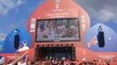 Паровоз Fifa Fun Fest 16.06.18