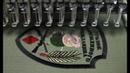 Уголок вооруженного гражданина Вышивка логотипа Студия Ninta
