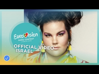 Netta - toy - israel - official music music - eurovision 2018