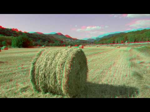 3D Anaglyph Video Test