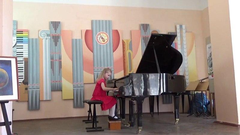 Наконечная Диана - (Л. Моцарт) Бурре
