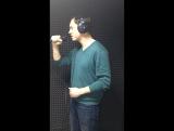 Экстрим вокал в Студии БЕРКАНА. Тушино.