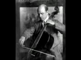 Pablo Casals plays Bach Suite #1