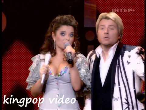 Н.Басков и Н.Королева - Ты ж мене пидманула Inter 31 10 2009