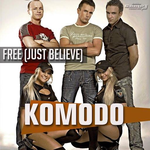Komodo альбом Free