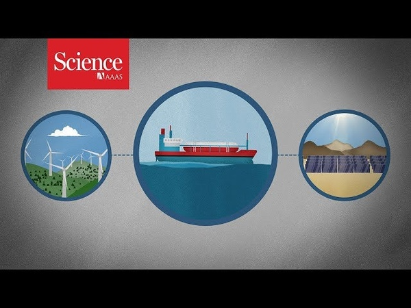 Ammonia—a renewable fuel made from sun, air, and water—could power the globe without carbon