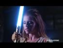 Порно пародия  на   Star Wars, трейлер.