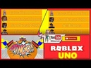 Roblox Uno My Favourite Card Game with FRIENDS