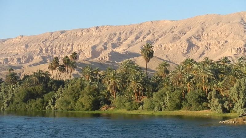 Мой круиз по Нилу