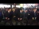 방탄소년단(BTS) - 피 땀 눈물(Blood Sweat Tears) Dance cover Busking in Hongdae