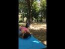 Yoga in the park Volgodonsk