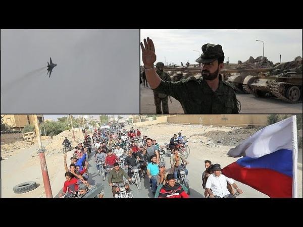 Syria Tiger Forces Victory in Eastern Qalamoun Силы Тигра Победа в Восточном Каламуне