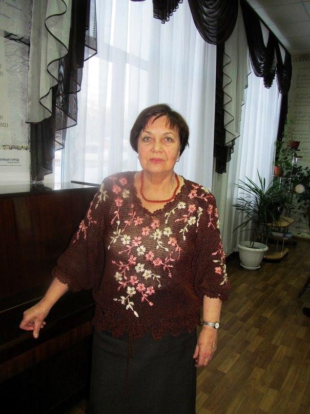 Нина сурова член союза писателей