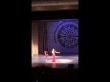 Выступление на гала концерте - Смолкина Полина