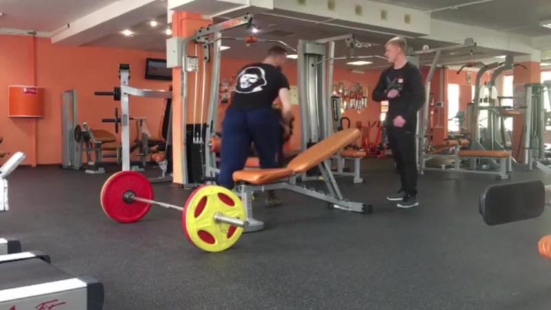 Бурятская тренировка