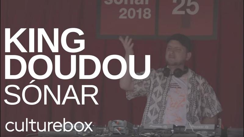King Doudou - Live @ Sónar 2018